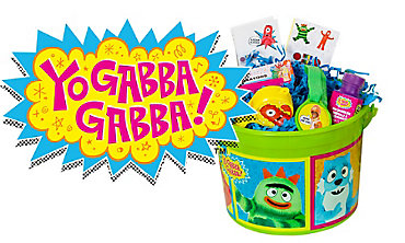 Yo Gabba Gabba! Party Favors