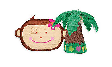 Monkey Love Pinatas