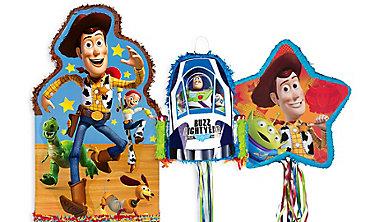 Toy Story Pinatas