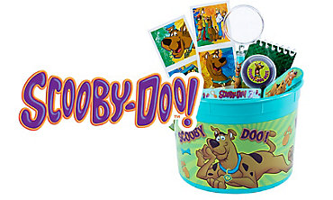 Scooby-Doo Party Favors