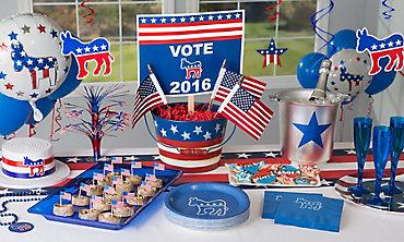 Democrat Party Supplies