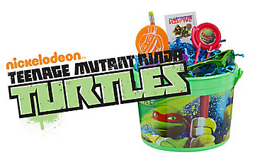 Teenage Mutant Ninja Turtles Party Favors