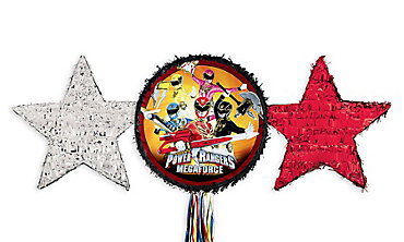 Power Rangers Pinatas