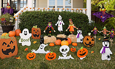 kid friendly halloween decorations - Halloween Decoration Pictures