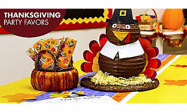 Thanksgiving Crafts & Accessories