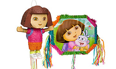 Dora the Explorer Pinatas