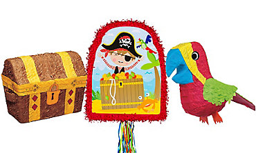 Little Pirate Pinatas