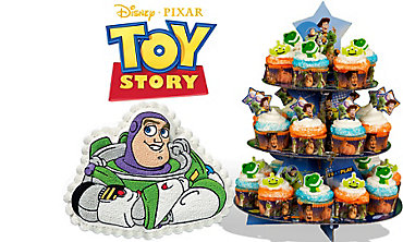 Toy Story Cake Supplies