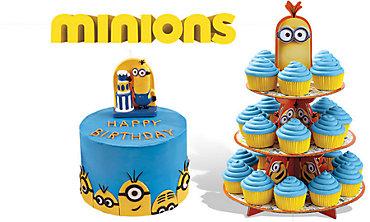 Minions Cake Supplies