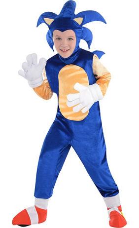 Sonic Costume Games