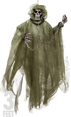 Hanging Chained Reaper