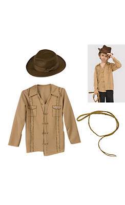 Boys Indiana Jones Costume