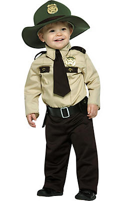 Baby Future Trooper Costume