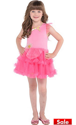 Girls Tutu Aurora Dress