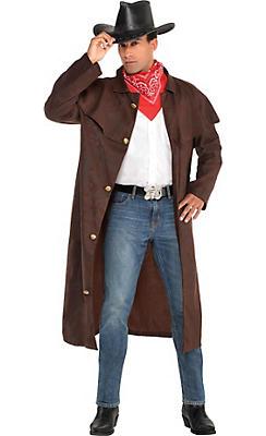 Western Duster Coat