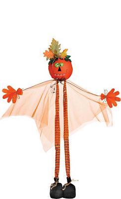 Standing Pumpkin