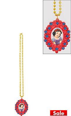 Snow White Pendant Necklace