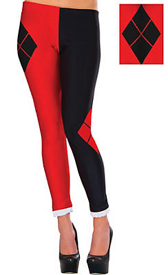 Harley Quinn Leggings - Batman
