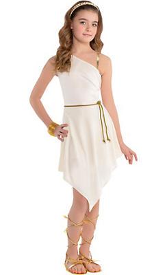 Child Goddess Dress