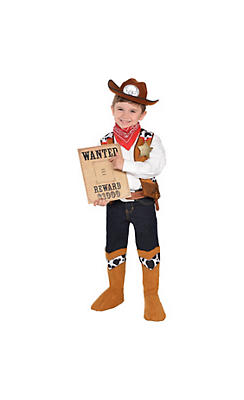 Child Cowboy Sheriff Costume