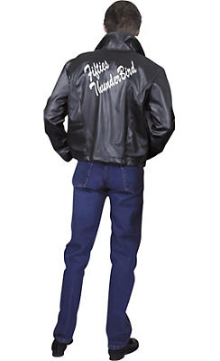 Adult 50's Thunderbird Jacket Costume
