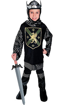 Boys Warrior King Costume