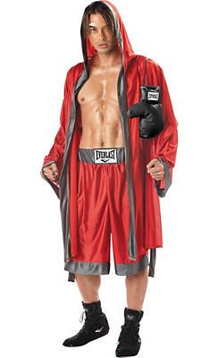 Adult Everlast Champion Boxer Costume