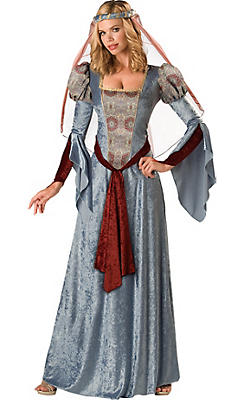 Renaissance Costumes & Medieval Costumes for Women - Party City