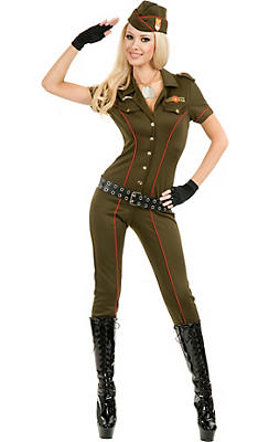 Adult Air Force Angel Costume