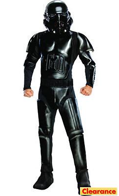 Adult Shadow Trooper Costume Deluxe - Star Wars