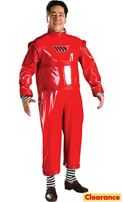 Adult Oompa Loompa Costume - Charlie and the Chocolate Factory