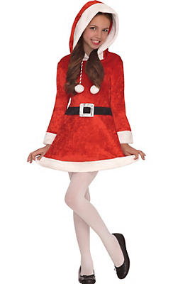 Girls Christmas Darling Costume