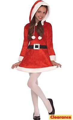 Girls Christmas Darling Costume