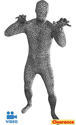 Adult Leopard Morphsuit