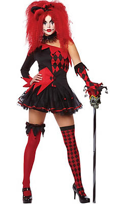 Adult Jesterina Costume