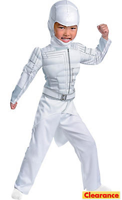 Toddler Boys Storm Shadow Muscle Costume - G.I. Joe
