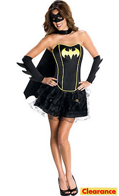 Adult Batgirl Tutu Costume – Batman