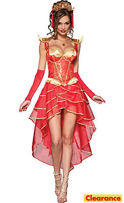 Adult Dragon Lady Costume