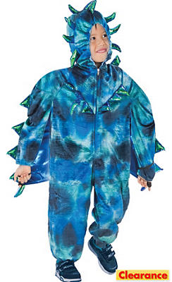 Baby Sully the Dragon Costume Deluxe