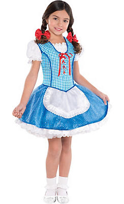 Girls Kansas Cutie Costume