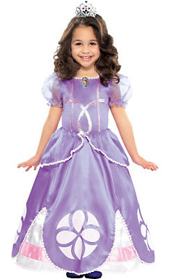 Toddler Girls Sofia the First Costume