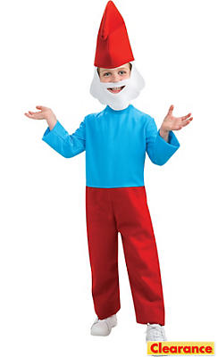 Boys Papa Smurf Costume - The Smurfs 2