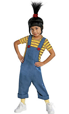 Girls Agnes Costume Deluxe - Despicable Me
