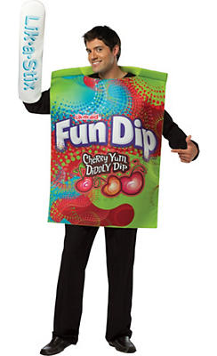 Adult Fun Dip Costume