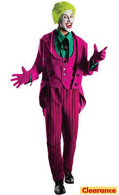 Adult Joker Costume Grand Heritage - Batman