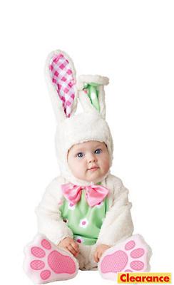 Baby Flower Bunny Costume Deluxe