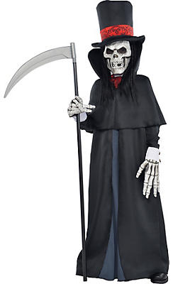 Boys Dapper Death Reaper Costume