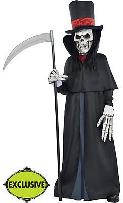 Boys Dapper Death Reaper Costume