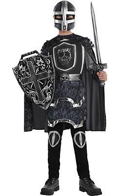 Boys Knight Terror Costume