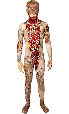 Boys Facelift Monster Morphsuit
